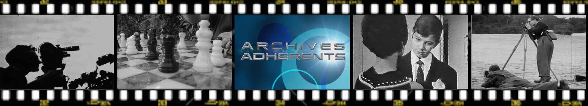 Archives adhérents
