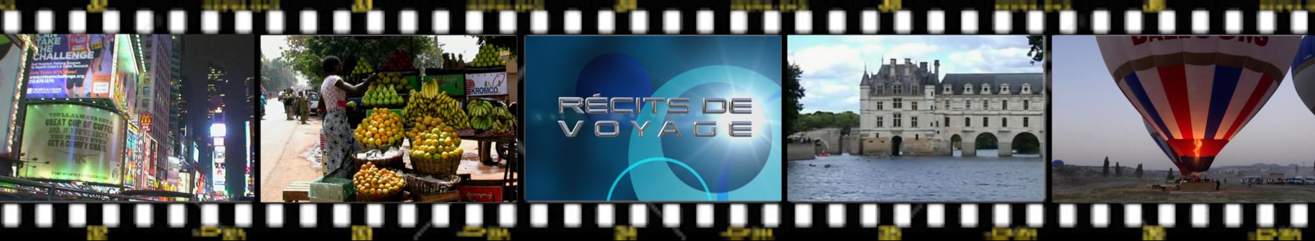 Récits de Voyages
